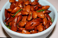 Roasted Almonds Picture
